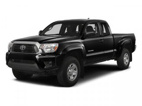 2015 Toyota Tacoma for sale at HILAND TOYOTA in Moline IL