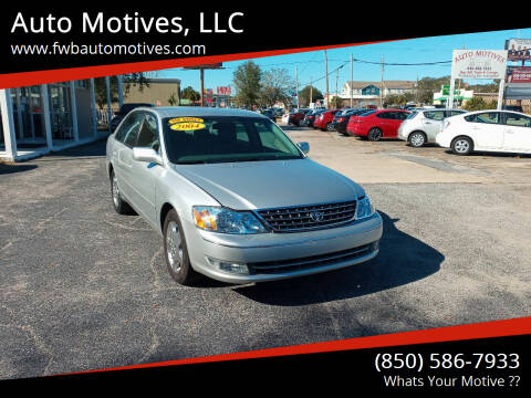 2004 Toyota Avalon for sale at Auto Motives, LLC in Fort Walton Beach FL