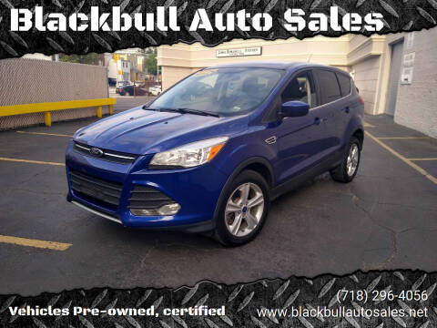2015 Ford Escape for sale at Blackbull Auto Sales in Ozone Park NY