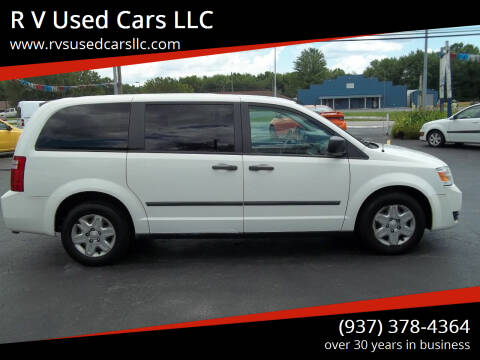 2009 Dodge Grand Caravan for sale at R V Used Cars LLC in Georgetown OH