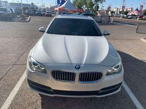2014 BMW 5 Series for sale at Camelback Volkswagen Subaru in Phoenix AZ