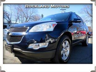 2012 Chevrolet Traverse for sale at Rockland Automall - Rockland Motors in West Nyack NY