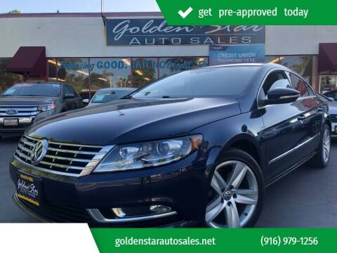 2014 Volkswagen CC for sale at Golden Star Auto Sales in Sacramento CA