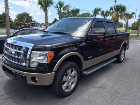 2011 Ford F-150 for sale at Gulf Financial Solutions Inc DBA GFS Autos in Panama City Beach FL