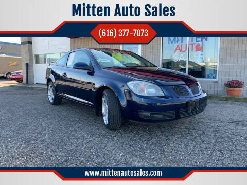 2009 Pontiac G5 for sale at Mitten Auto Sales in Holland MI