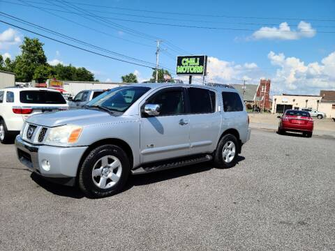 2005 Nissan Armada for sale at Chili Motors in Mayfield KY