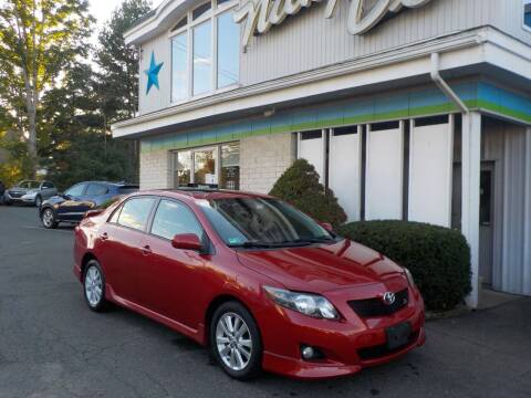 2009 Toyota Corolla for sale at Nicky D's in Easthampton MA
