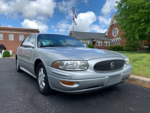 2001 Buick LeSabre for sale at Automax of Eden in Eden NC
