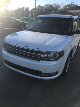 2016 Ford Flex for sale at Safeway Motors Sales in Laurinburg NC