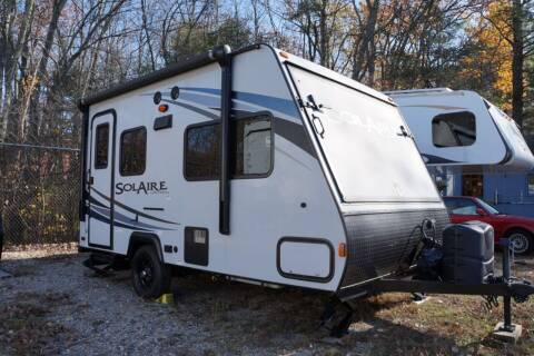 2016 Palomino Solaire for sale at Polar RV Sales in Salem NH