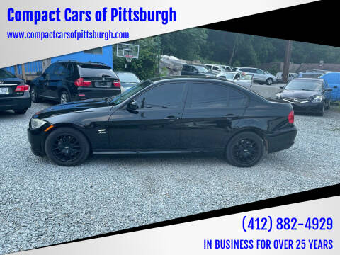 2009 BMW 3 Series for sale at Compact Cars of Pittsburgh in Pittsburgh PA