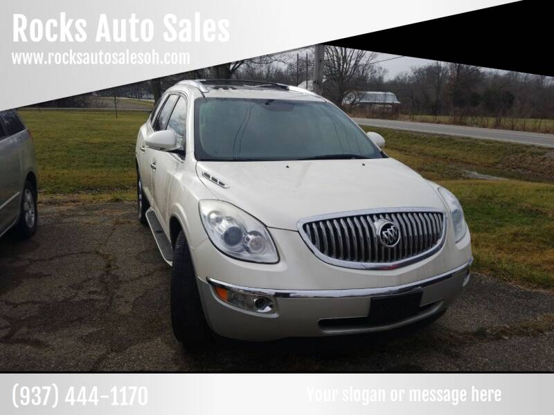 2010 Buick Enclave for sale at David Shiveley in Mount Orab OH
