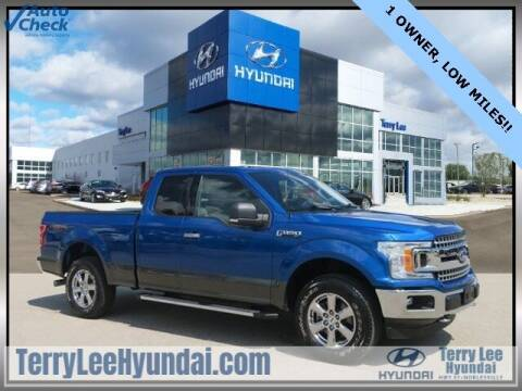 2018 Ford F-150 for sale at Terry Lee Hyundai in Noblesville IN