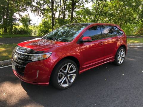 2012 Ford Edge for sale at Crazy Cars Auto Sale in Jersey City NJ