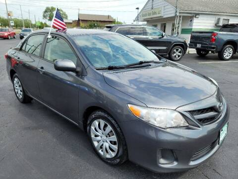 2012 Toyota Corolla for sale at Shaddai Auto Sales in Whitehall OH