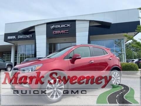 2018 Buick Encore for sale at Mark Sweeney Buick GMC in Cincinnati OH