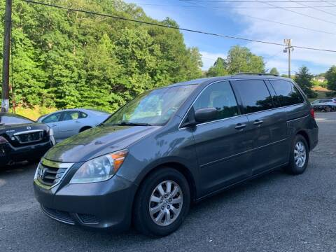 2010 Honda Odyssey for sale at D & M Discount Auto Sales in Stafford VA