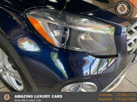 2018 Mercedes-Benz GLA for sale at Amazing Luxury Cars in Snellville GA