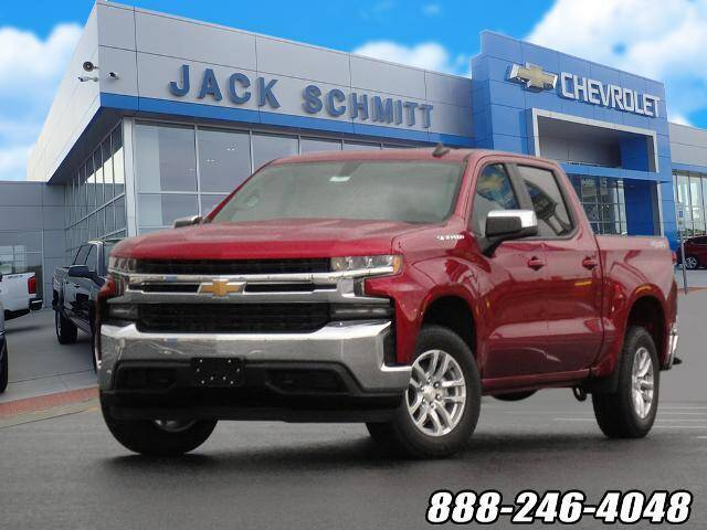 2021 Chevrolet Silverado 1500 for sale at Jack Schmitt Chevrolet Wood River in Wood River IL