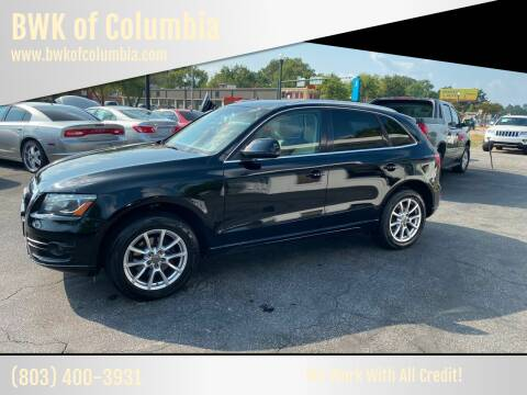 2009 Audi Q5 for sale at BWK of Columbia in Columbia SC