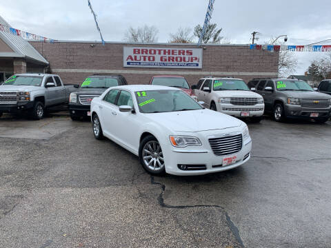 2012 Chrysler 300 for sale at Brothers Auto Group in Youngstown OH