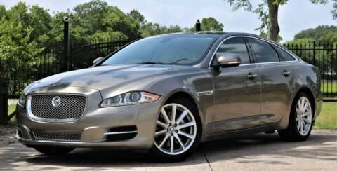 2011 Jaguar XJ for sale at Texas Auto Corporation in Houston TX