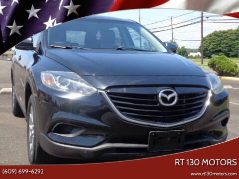 2014 Mazda CX-9 for sale at RT 130 Motors in Burlington NJ