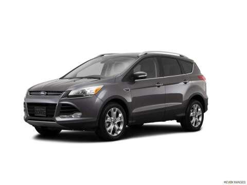 2014 Ford Escape for sale at Bourne's Auto Center in Daytona Beach FL