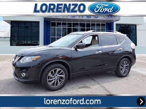2016 Nissan Rogue for sale at Lorenzo Ford in Homestead FL