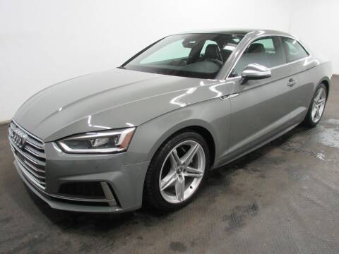 2019 Audi S5 for sale at Automotive Connection in Fairfield OH