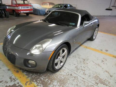 2007 Pontiac Solstice for sale at Arnold Motor Company in Houston PA