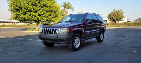 2002 Jeep Grand Cherokee for sale at Alltech Auto Sales in Covina CA