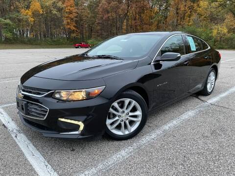 2016 Chevrolet Malibu for sale at Lifetime Automotive LLC in Middletown OH