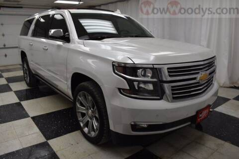 2017 Chevrolet Suburban for sale at WOODY'S AUTOMOTIVE GROUP in Chillicothe MO
