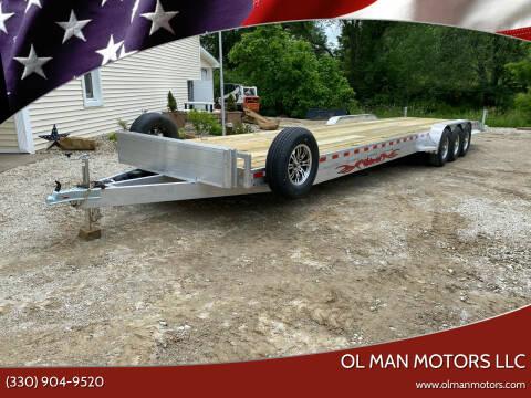 2021 WOLVERINE 7X34 2 CAR for sale at Ol Man Motors LLC in Louisville OH