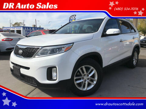 2014 Kia Sorento for sale at DR Auto Sales in Scottsdale AZ