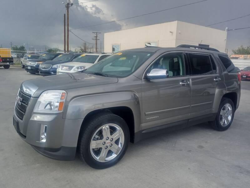 2012 GMC Terrain for sale at Hugo Motors INC in El Paso TX