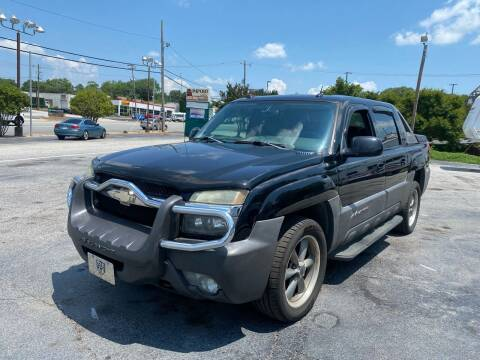 2004 Chevrolet Avalanche for sale at Import Auto Mall in Greenville SC