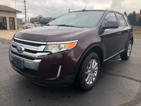 2011 Ford Edge for sale at Mike's Budget Auto Sales in Cadillac MI