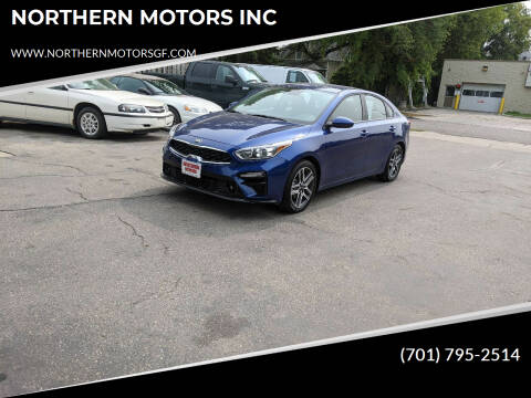 2019 Kia Forte for sale at NORTHERN MOTORS INC in Grand Forks ND