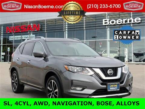 2019 Nissan Rogue for sale at Nissan of Boerne in Boerne TX