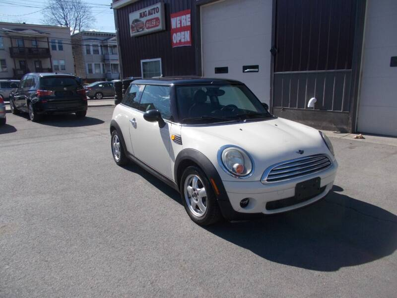 2007 MINI Cooper for sale at Mig Auto Sales Inc in Albany NY