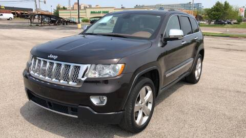 2011 Jeep Grand Cherokee for sale at CHAD AUTO SALES in Bridgeton MO