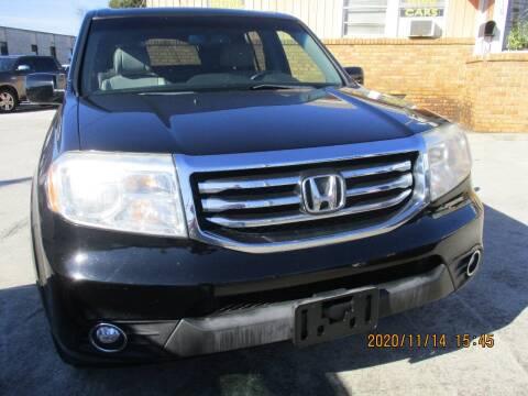 2012 Honda Pilot for sale at Atlantic Motors in Chamblee GA