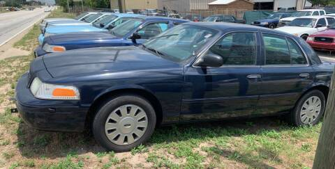 2010 Ford Crown Victoria for sale at Augusta Motors in Augusta GA