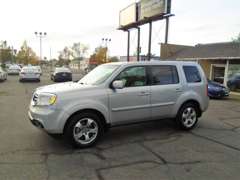 2015 Honda Pilot for sale at Smart Buy Auto Sales in Ogden UT