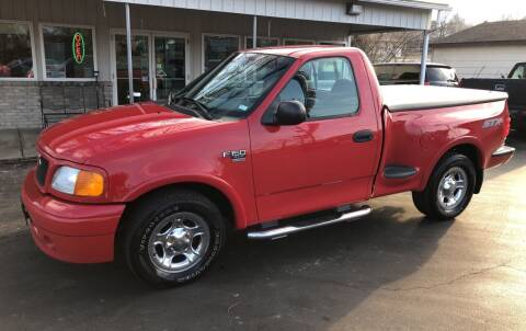 2004 Ford F-150 Heritage for sale at County Seat Motors in Union MO