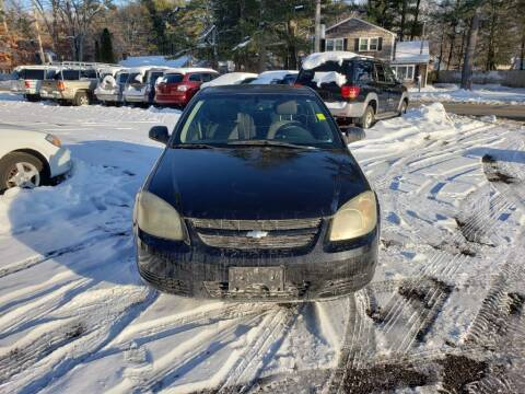 2009 Chevrolet Cobalt for sale at 1st Priority Autos in Middleborough MA