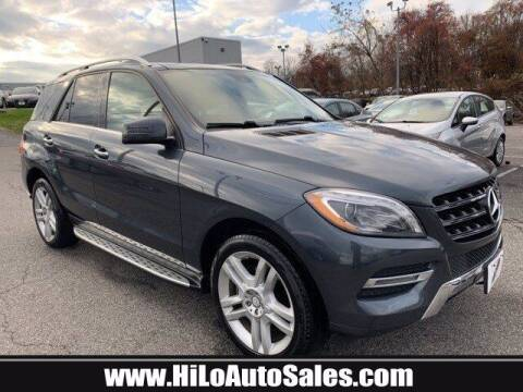 2015 Mercedes-Benz M-Class for sale at Hi-Lo Auto Sales in Frederick MD