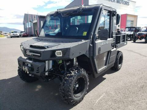 2020 Massimo WARRIOR MXU 1000 for sale at Snyder Motors Inc in Bozeman MT